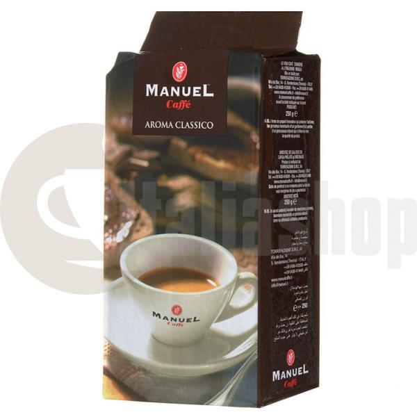 Manuel Aroma Cafea Măcinată 250 Gr.