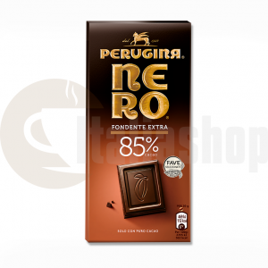 Perugina  Ciocolata neagra amaruie 85% 100gr