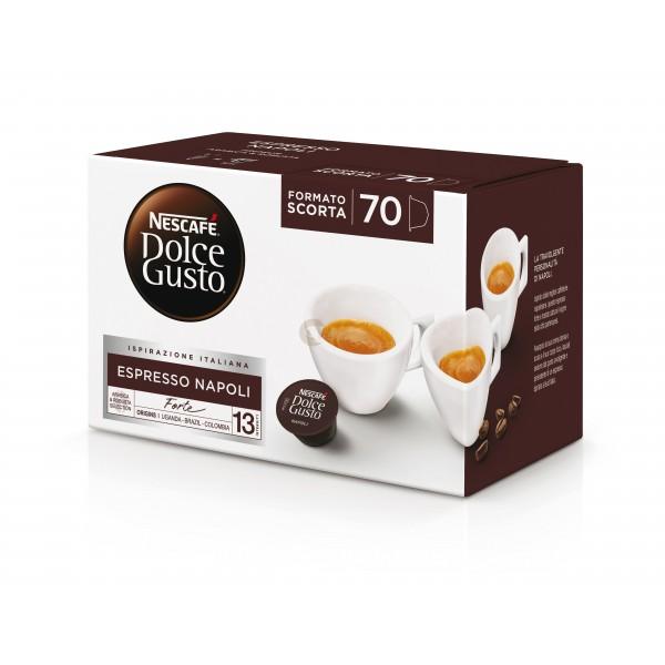 Dolce Gusto Espresso Napoli 70 buc.