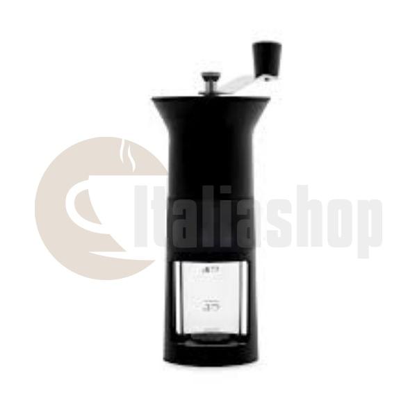 BIALETTI RĂȘNIȚĂ DE CAFEA MANUALĂ NEAGRĂ 1186