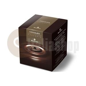Ciocolata neagră caldă praf Маnuel 1280