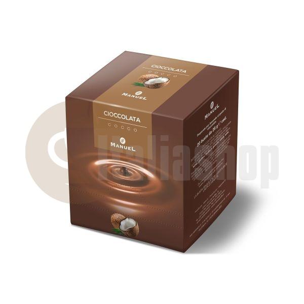 Manuel Ciocolată Caldă Pudră Cu Nuca De Cocos