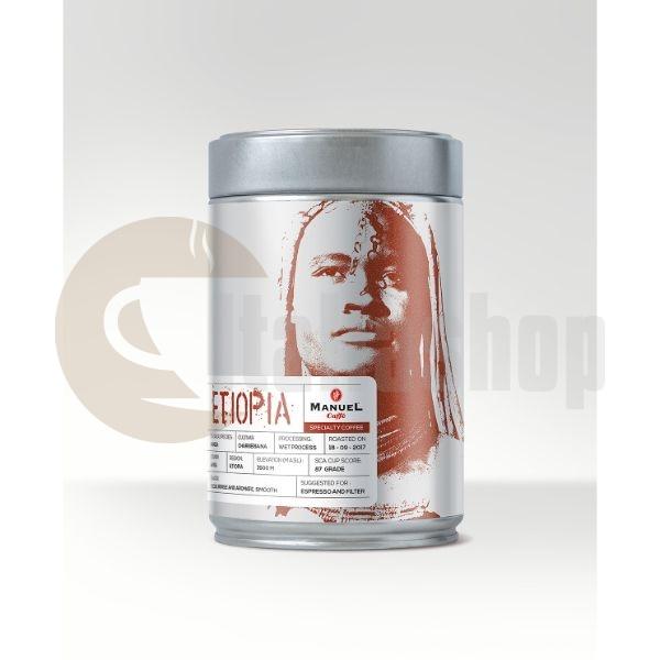 Manuel Cafea Boabe Beriti-tore - 125 Gr.