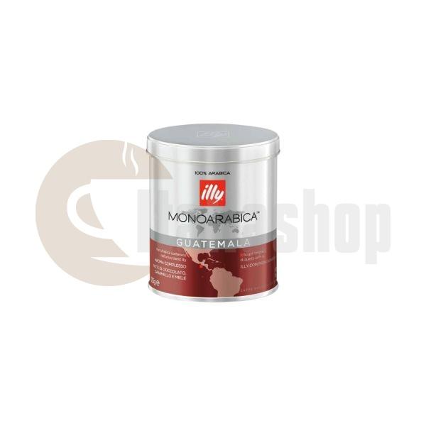 Cafea măcinată ILLY GUATEMALA 125gr 925