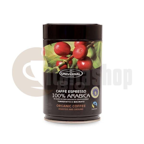 Universal Bio Cafea Măcinată 100% Arabica -250 Gr.