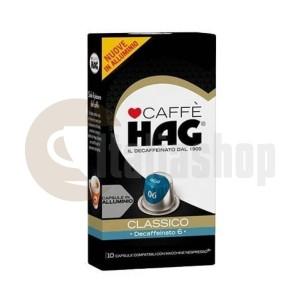 Nespresso capsule compatibile HAG DECAFFEINATO 886