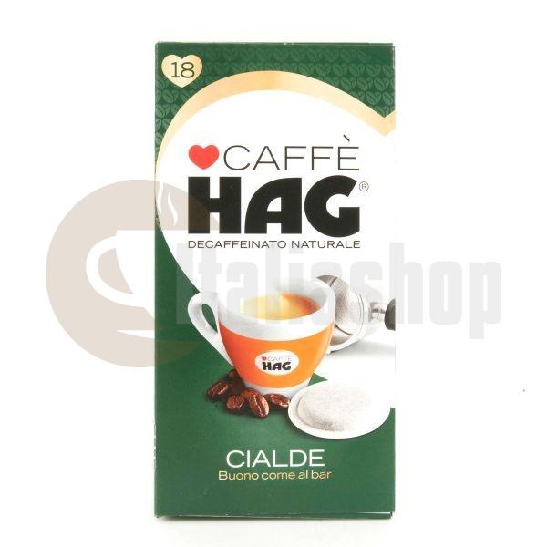 Capsulă Din Hârtie Hag Fără Cofeină - 18 Buc.