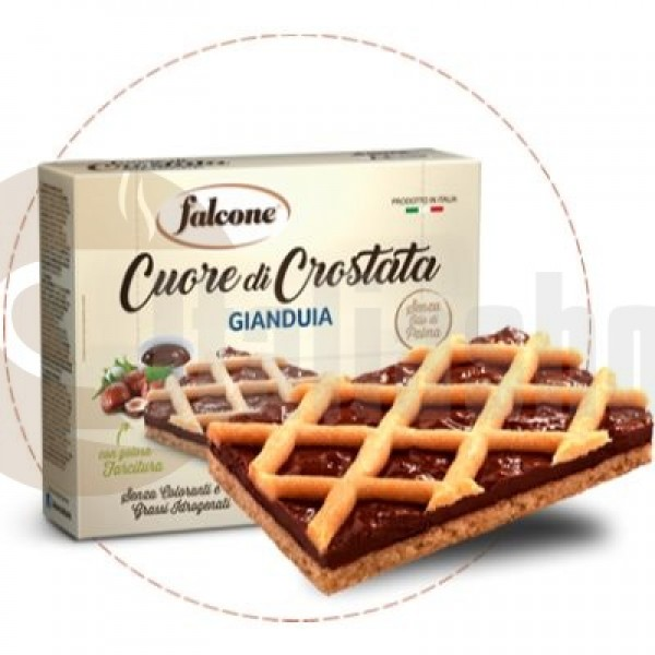 Falcone Crostata Gianduia - 4 Buc.