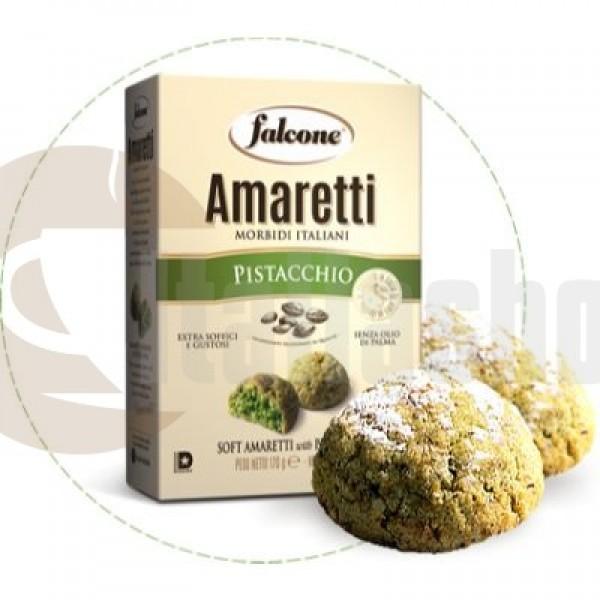 Falcone Amaretti Prăjitură Al Pistacchio