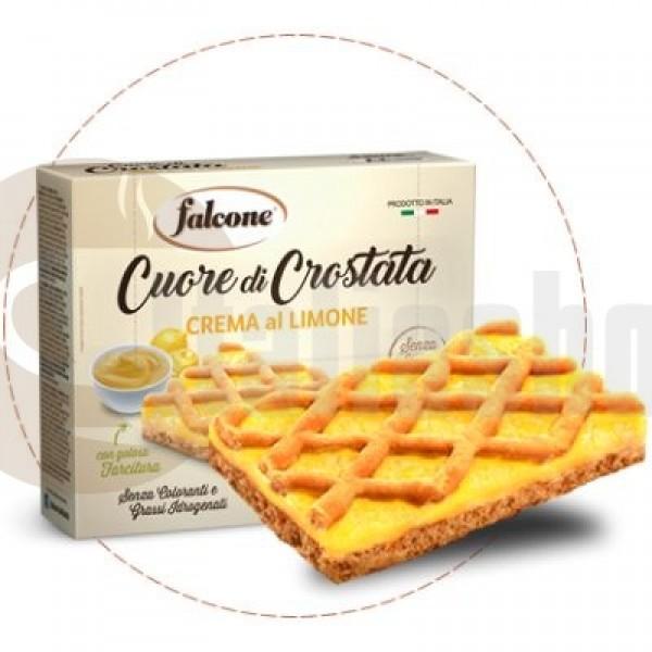 Falcone Crostata Crema Al Limone - 4 Buc.