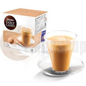 Dolce Gusto Cortado Espresso Macchiato - 16 Buc.