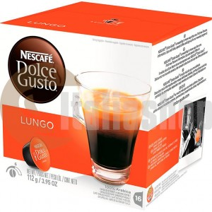 Dolce Gusto LUNGO 16 bucati