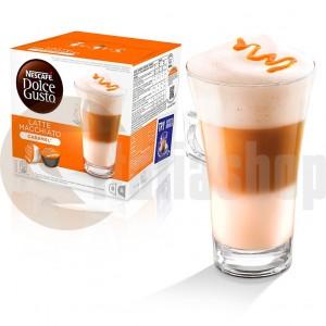 Dolce Gusto Caramel Latte Macchiato - 16 Buc.