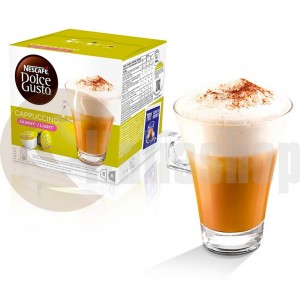 Dolce Gusto Cappuccino Light - 16 Buc.