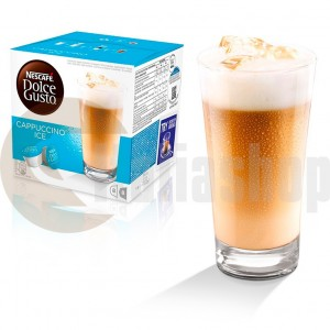 Dolce Gusto CAPPUCCINO ICE 16 bucati