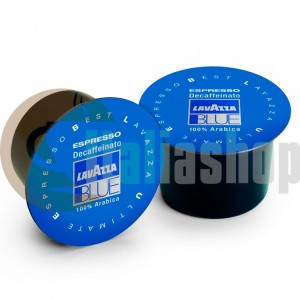 Lavazza Blue Dec blu 100 buc.