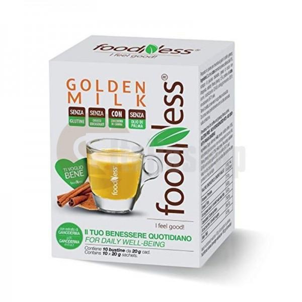 Foodness Golden Lapte Bautura Solubila