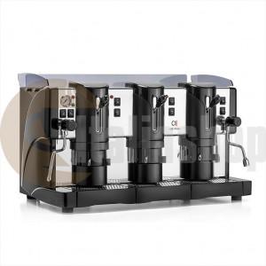 Caffe d'Italia Eccelsa + Caffe d'Italia 800 bucati. + 1 scrumiera, 1 suport zahar, 1 cana pentru lapte + 2 cesti din portelan