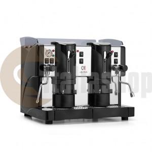 Caffe d'Italia Eletta + Caffe d'Italia 600 bucati. + 1 scrumiera, 1 suport zahar, 1 cana pentru lapte + 2 cesti din portelan