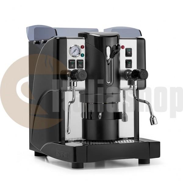 Caffe d'Italia Elit + Caffe d'Italia 400 bucati. + 1 scrumiera, 1 suport zahar, 1 cana pentru lapte + 2 cesti din portelan