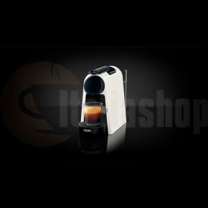 Nespresso Esenza mini bianca delonghi  +10 buc capsule LOR compatibile + 10 buc capsule BIALETTI + 10 buc ILLY capsule