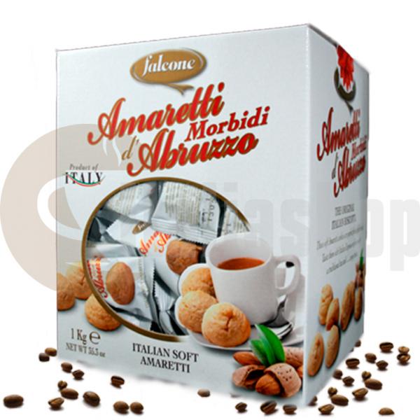 Falcone Amaretti Con Mandorla - 1 Kg.
